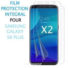Lot de 2 Films Protection Entier Pour Écran Incurvé Pour Samsung Galaxy S8 PLUS