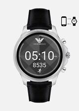 Emporio Armani Herrenuhr Connected Smartwatch Touchscreen ART5003