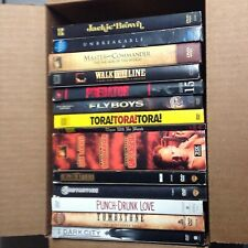 Lot of 16 boxed sets Movies - Die Hard, Jackie Brown, Unbreakable, and more