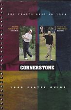 1999 Cornerstone Golf Player Guide