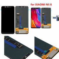 "LCD Display Touch Screen Digitizer + FRAME Assembly 6.21"" For Xiaomi Mi8 Mi 8"
