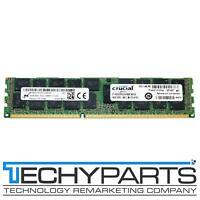 Crucial 16GB 2Rx4 PC3L-12800R DDR3-1600 ECC REG RDIMM CT16G3ERSLD4160B.36FED