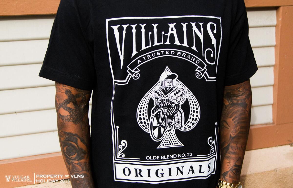 Vulgar Villains