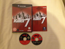 Killer 7 Gamecube Game Cube PAL