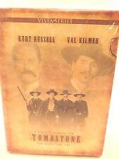Tombstone The Director's Cut DVD - Vista Series