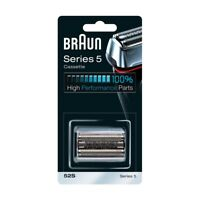 BRAUN Series 5 Cassette 52S Replacement Silver Parts Made Germany SB