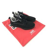 Vans x Thrasher Ultrarange Pro Skate Shoes Trainers Black & Gum, Size UK 10