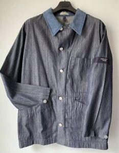 Vintage Stone Island Denims  - Work Coat Jacket - Italy - XL - Original - VGC