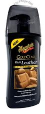 Meguiar's Gold Class Rich Leather Cleaner/conditioner 311g