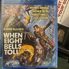 When eight bells toll Blu Ray REGION A