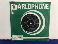 Beatles ALL YOU NEED IS LOVE Orig 1967 Parlophone 45 UK England  Spizer 5620.02A