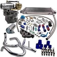K04 015 Turbolader Kit+Oil Line Kits für VW Golf Jetta 1.8T Motor 1998-2005