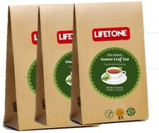 Guava leaf tea,Herbal Weight loss 60 Teabags,3 Sets