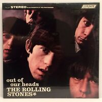 The Rolling Stones OUT OF OUR HEADS* 1965 ORIGINAL 1ST PRESS US SEALED LP PS 429