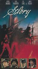 VHS: GLORY...DENZEL WASHINGTON-MORGAN FREEMAN-MATTHEW BRODERICK