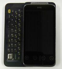 HTC EVO Shift 4G - Black (Sprint) Smartphone - READ