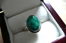 Unbranded Solitaire Natural Cabochon Fine Gemstone Rings