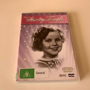 The Shirley Temple Collection (DVD, 2007, 4-Disc Set)