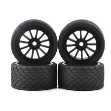 4X 1/8 RC Racing Bigfoot Tire Tyre 17mm Hex for On-Road HPI HSP Traxxas Car