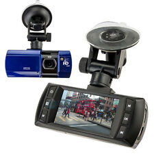 "BFVV 2.7"" 180° 1080P HD Car DVR Vehicle Camera Video Recorder Dash Cam G-sensor"