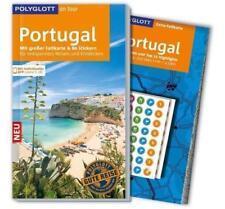 REISEFÜHRER PORTUGAL Polyglott 2015/16+ Landkarte ausfaltbar UNGELESEN, wie neu