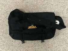NWT Nike Black Messenger Laptop Bag Loyola Ramblers Embroidered Cordura