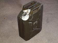 Wasserkanister Wasser Kanister 20 Liter kleine Öffnung oliv Zweite Wahl BUND Bw