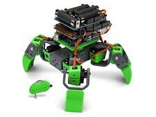 Velleman VR408 ALLBOT® Expandable 4 LEGGED ARDUINO Robot System -8 Servos