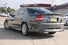 VY VZ BOBTAIL SPOILER WITH LED LIGHT TO SUIT COMMODORE SEDAN