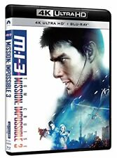 MISSION IMPOSSIBLE 3  4K UHD + BLU RAY    BLUE-RAY