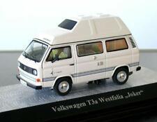+ VOLKSWAGEN VW T3 a Hochdach Joker weiss in 1:43 +++ Premium Classixxs +++ neu