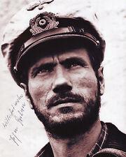 Jürgen Prochnow - Capt.-Lt. Henrich Lehman - Das Boot - Signed Autograph REPRINT