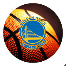 Golden State Warriors Basketball Round Mousepad Mouse Pad Great Gift Idea RMP203