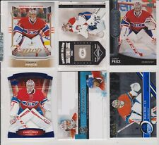 CAREY PRICE     LOT OF 6 CARDS OR INSERTS  LOT NO-718