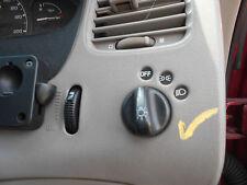 1999 Ford Explorer Headlight Switches S/N# V6920 BI6831