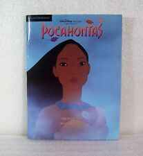 Pocahontas Sheet Music Song Book Big-Note Piano, With Full-Color Artwork, Lyrics
