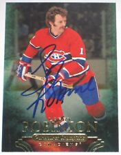 LARRY ROBINSON SIGNED 11-12 UD PARKHURST CHAMPIONS CANADIENS CARD AUTOGRAPH!!!