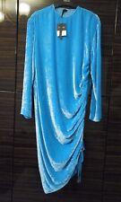 Topshop Boutique velvet dress Sold out size 8 BNWT oversized fit