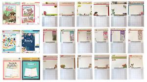 2019 Calendar Family Organiser Shopping List Pen Memo Calendar Xmas Tallon