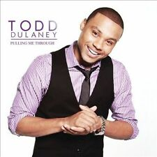 Pulling Me Through [CD/DVD] by Todd Dulaney (CD, Mar-2013, Gold Street Gospel)