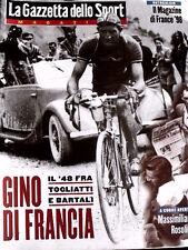 Gazzetta dello Sport Magazine 27 1998 Gino Bartali Tour de France - Rosolino