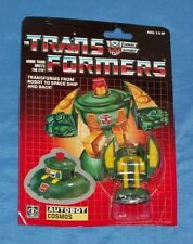 G1 Transformers original COSMOS MOC MIB MISB sealed