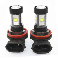 2pcs H11 Led High Power 30W Fog Driving Car Light Bulb Lamp 12V H8 Car Lighting