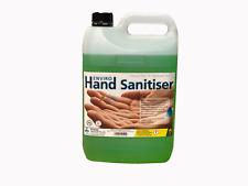 5Lt X Instant Liquid Hand Sanitiser 70% Alcohol Sanitizer MADE IN AUS Spray
