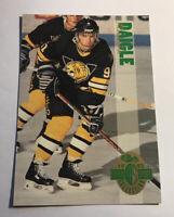 1993 Classic Four Sport Alexandre Daigle JUMBO card  LE