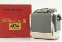 【Near MINT in Box】 Zenza Bronica Roll Film Back 6x6 Holder for S2 S2A from JAPAN