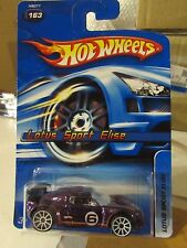 Hot Wheels Lotus Sport Elise #163 Purple