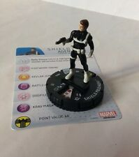 HeroClix Nick Fury Agent Of Shield #005a  S.H.I.E.L.D. FIELD AGENT  MARVEL