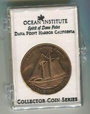 Stati Uniti: MEDAGLIA: Ocean Institute. Dana Point Harbor, cal.38 mm 1 pezzo