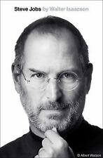 Steve Jobs by Walter Isaacson (2011, Hardcover) Apple Founder Bio